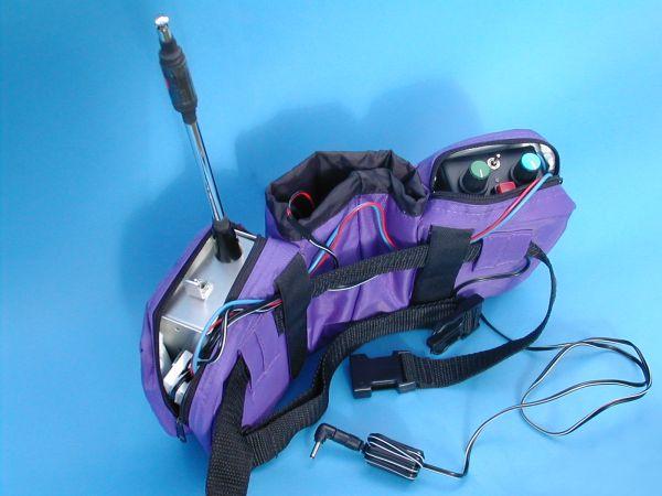 Bum-bag Transmitter